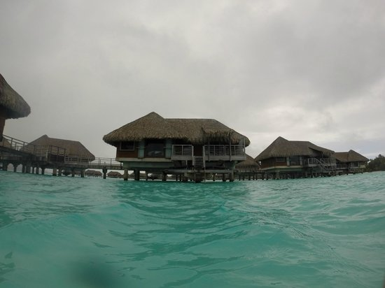 InterContinental Bora Bora Resort & Thalasso Spa: Foto do Bangalô Sapphire