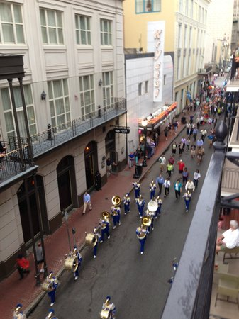 Hyatt Centric French Quarter New Orleans: View from the room