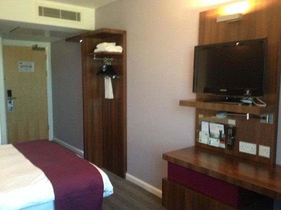 Holiday Inn Express Lincoln City Centre: Double Room