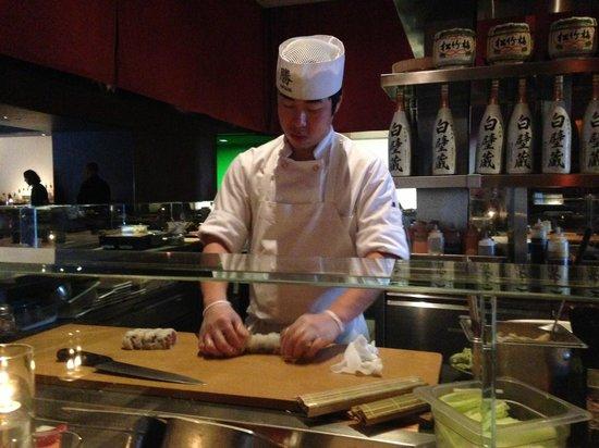 Katsuya : Preparing