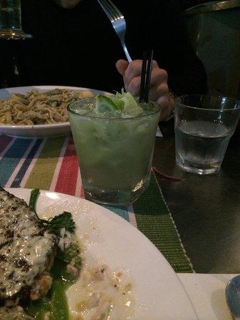 Salt Seafood Bar and Grill: Caprioska