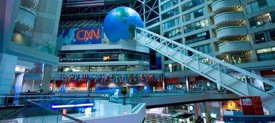 CNN Studio Tours : CNN headquarters