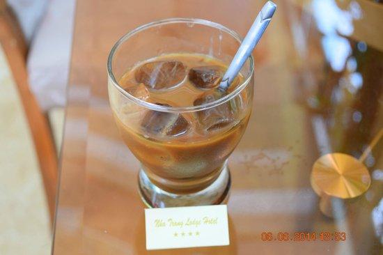 Nha Trang Lodge : Vietnamese Coffee