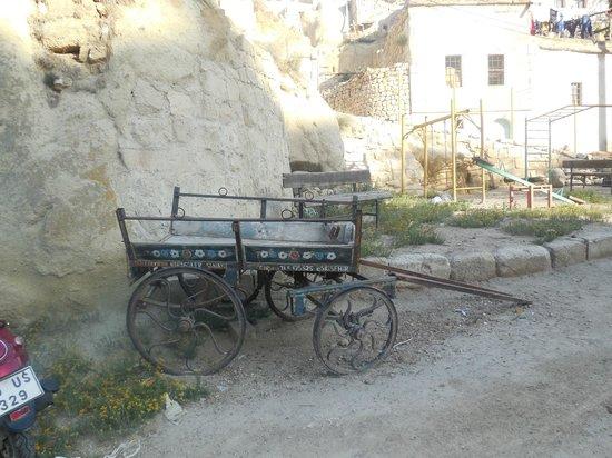 Dreams Cave Cappadocia: Village scene