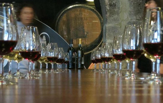 Porto Calem: Two different ports to taste