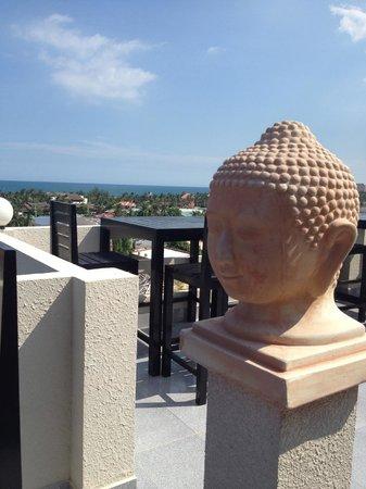 Breeze Restaurant & Bar : View from the topfloor