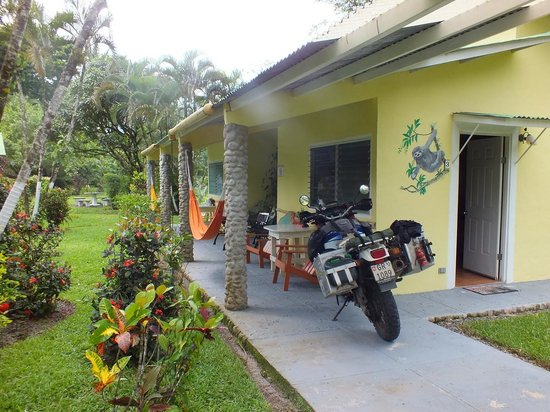Cabanas Potosi: Bike and Hamaka
