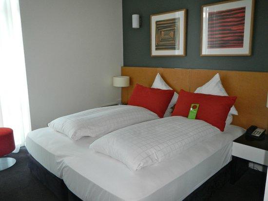 Adina Apartment Hotel Copenhagen : Bedroom