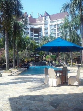 Novotel Surabaya Hotel and Suites : Kolam renang