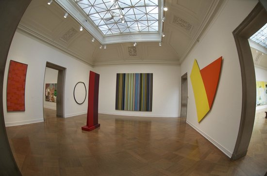 Corcoran Gallery of Art: One of the contemporary art galleries