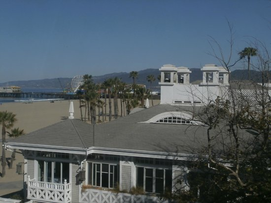 Casa del Mar: View from the room