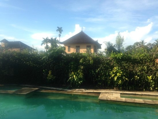 Sri Sunari Guest House: view from grounds