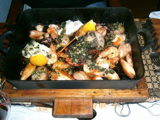 Al Forno : Asi son los platos individuales