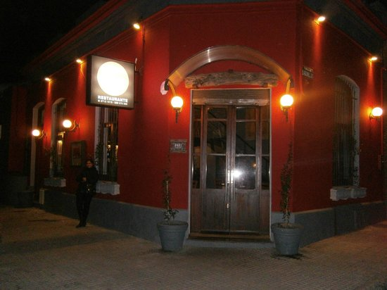 Al Forno : Una esquina con glamour