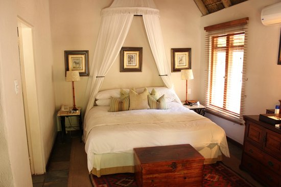 andBeyond Ngala Safari Lodge: Our Room