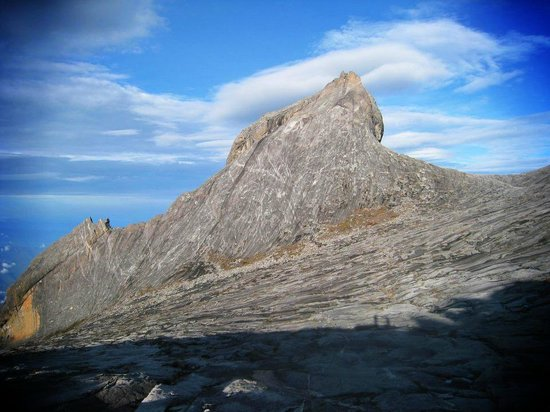 Mount Kinabalu: Mount KK