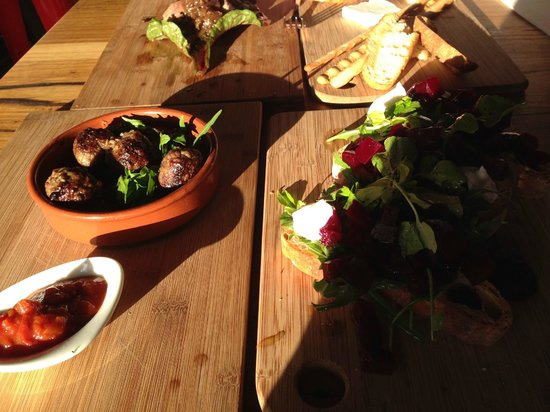 Green Olive at Red Hill: Tapas for 2