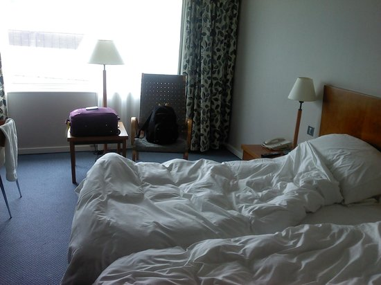 Radisson Blu Hotel, Manchester Airport: bedroom