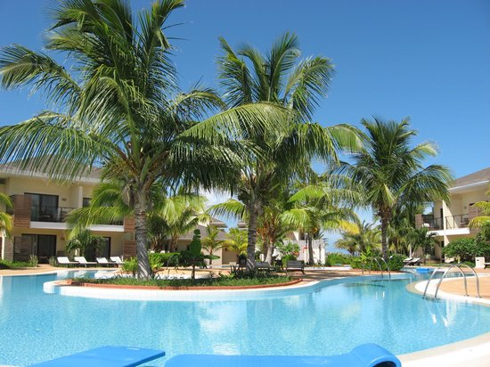 Melia Buenavista : Une des deux piscines