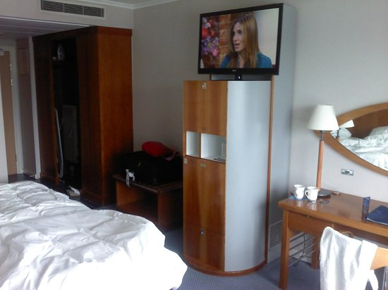 Radisson Blu Hotel, Manchester Airport: room area