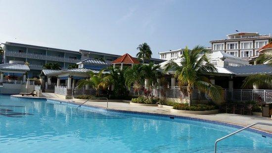 Beaches Ocho Rios Resort & Golf Club: Main pool area