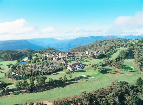 Fairmont Resort Blue Mountains - MGallery Collection: Aerial View