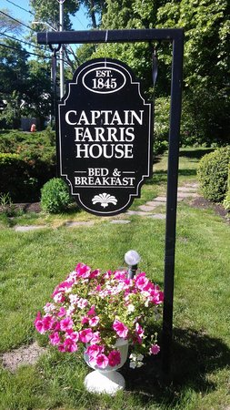 Captain Farris House Bed & Breakfast : Captain Farris