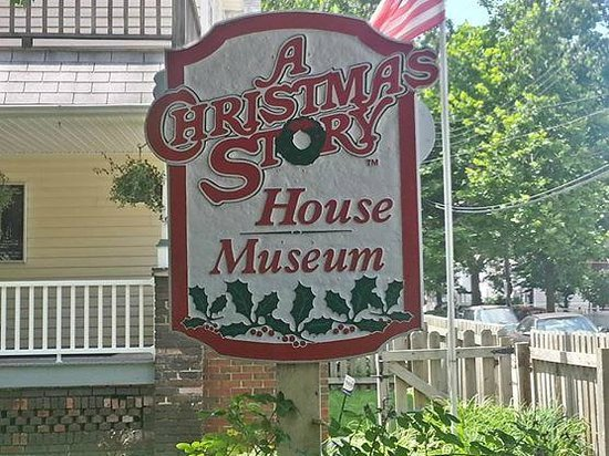 Christmas Story House : Love this place!
