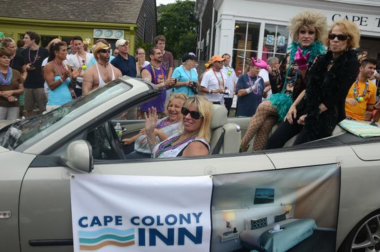 Cape Colony Inn : Carnival Time