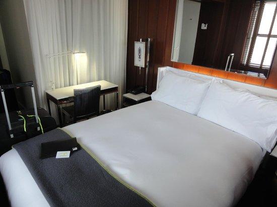 Hudson Hotel New York : quarto