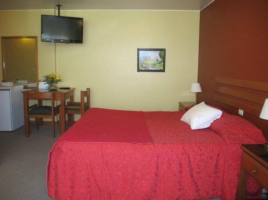 La Gruta Hotel : habitación 101