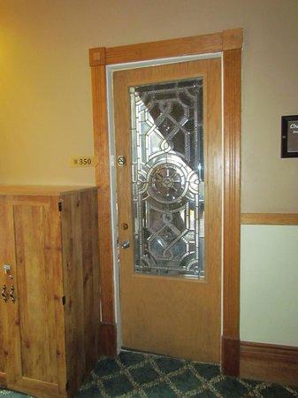 Hotel l'Ermitage : Room 350