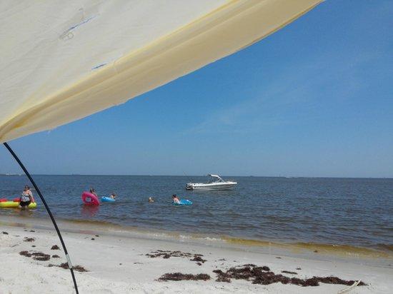 Dauphin Island Public Beach Campground