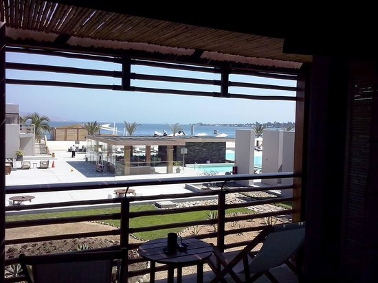 DoubleTree Resort by Hilton Hotel Paracas - Peru: View from the room