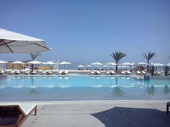 DoubleTree Resort by Hilton Hotel Paracas: Swimming pool