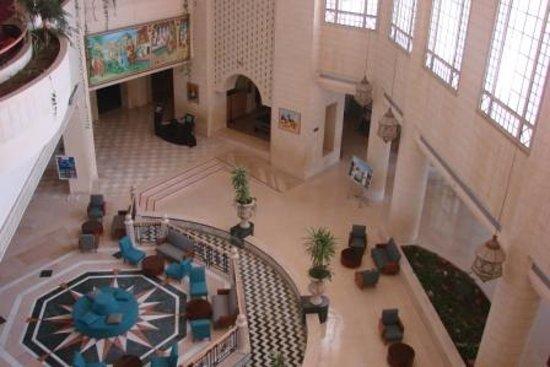 El Mouradi Hammamet : zona interior