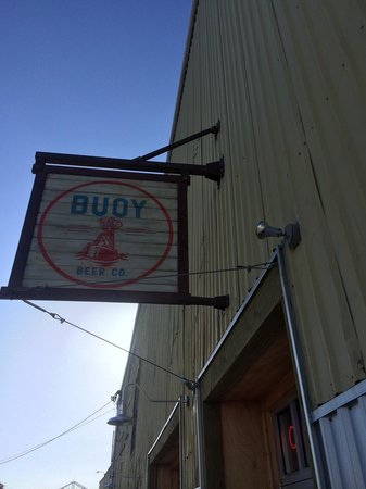 Buoy Beer Company: Welcome