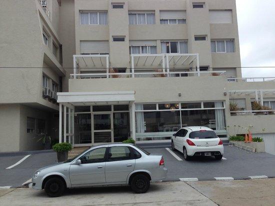 Atlantico Boutique Hotel: Fachada