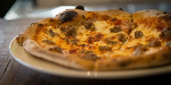 Ocean Grill: Try one of our wood fired rustic flat bread pizzas!