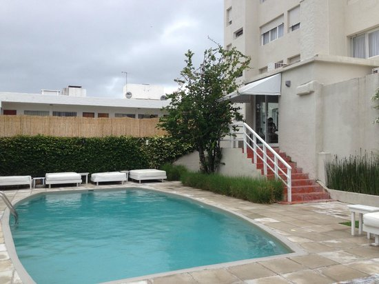 Atlantico Boutique Hotel : Piscina