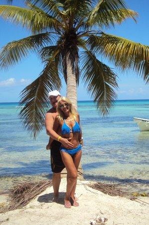 Viva Wyndham Dominicus Beach: Camino a la Isla Saona , un paseo de lo mejor!!!!