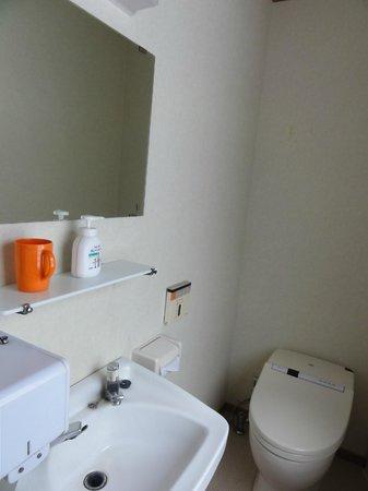 Yoshidaya: Toilet