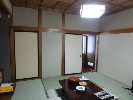 Yoshidaya : View of Room with 8 Tatami