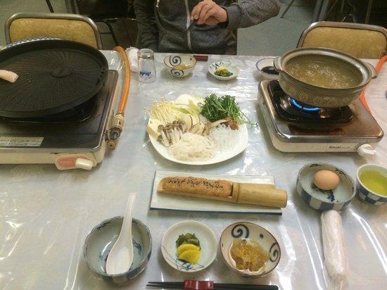 Yoshidaya : Dinner