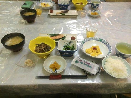 Yoshidaya : Breakfast