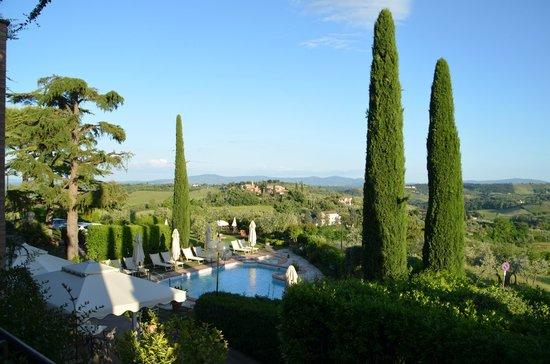 Relais Santa Chiara Hotel: Hard to beat this
