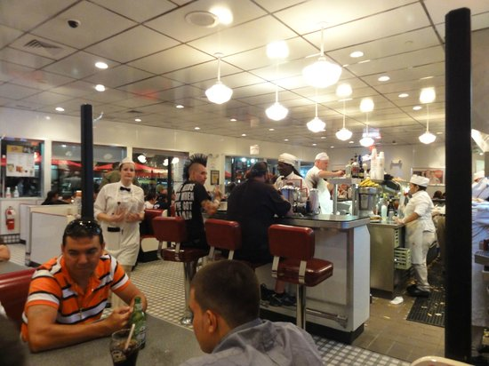 Johnny Rockets: Bar Temático