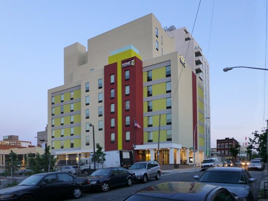 Home2 Suites by Hilton New York Long Island City/ Manhattan View: hotel exterior