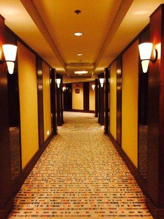 Edsa Shangri-La: Horizon Club Rooms