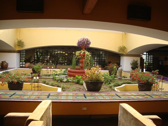 Soleil La Antigua: lobby